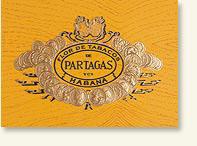 Partagas cigars logo