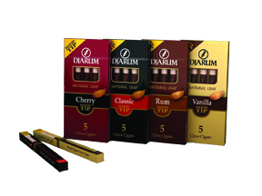 Djarum Wood Tipped Cigars