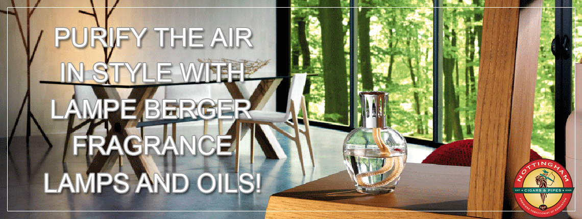 Lampe Berger Fragrance Lamps & Oils