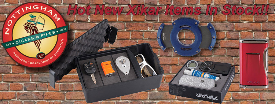 new xikar cigar accessories