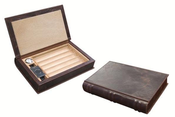 novelist cigar humidor