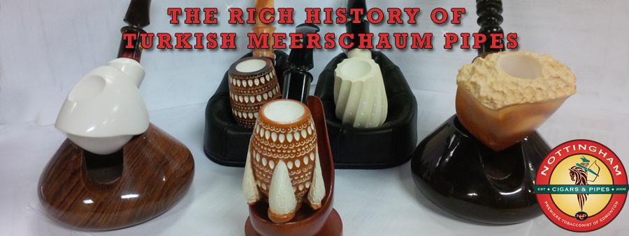 Turkish Meerschaum Pipes