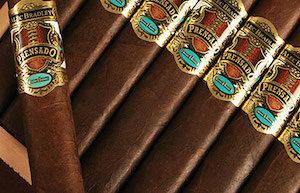 Prensado cigars