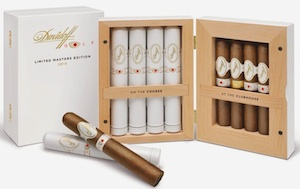 Davidoff Golf Masters Cigar 2015