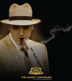AJ Fernandez Cigars Oval
