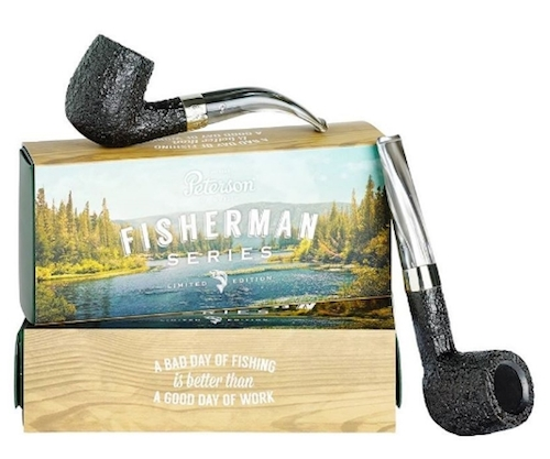 Fisherman Peterson Pipe Series 2015