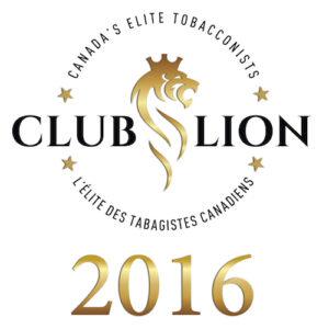 Canadas Elite Tobacconist club lion