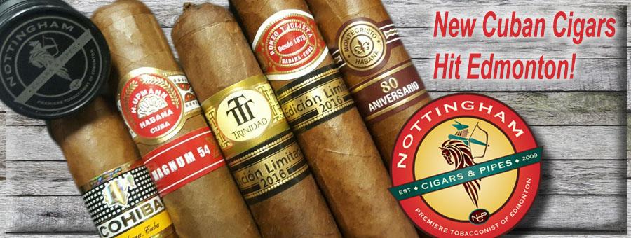 Habanos (Cuban Cigars)