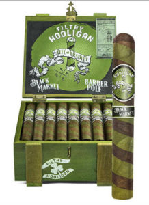 alec bradley filthy hooligan green cigar